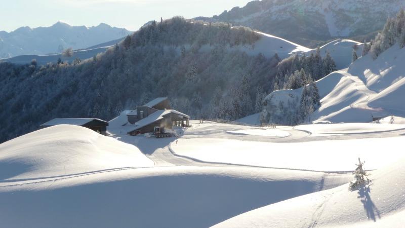 Location de skis-raquettes  Issarbe © Issarbe