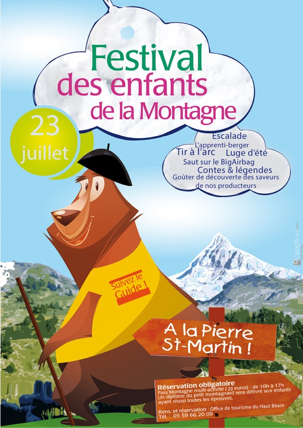 4ème Festival des Enfants de la Montagne