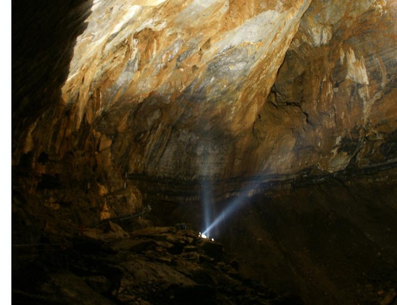 Grotte de la Verna 2_Sainte Engrâce © la verna