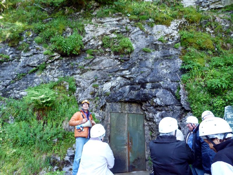 Grotte de la Verna_entrée_Sainte Engrâce © ots