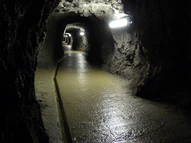 Grotte de la Verna_tunnel_Sainte Engrâce © ots