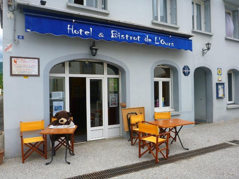 Hôtel et Bistrot de l'Ours