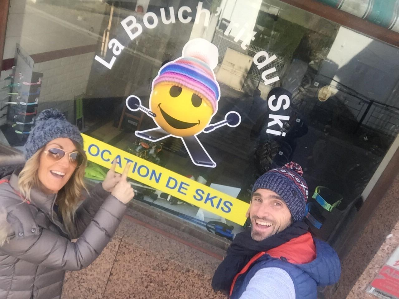 La Bouch'rit du Ski  La Bouch'Rit du ski © Bouch'Rit du ski