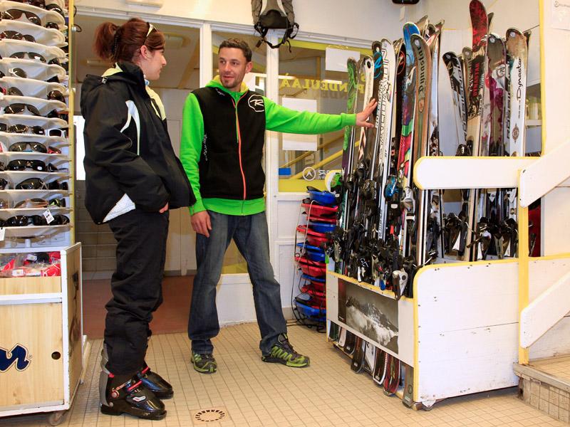 Loca-Ski  Loca ski - Intérieur © Loca ski