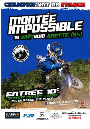 La Montée Impossible   MONTEE_IMPOSSIBLE_2018 © Montée impossible