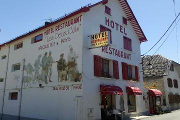 © Hotel des 2 cols