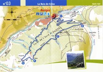 LE BOIS DE COLAS © Pays des Vallées des Gaves
