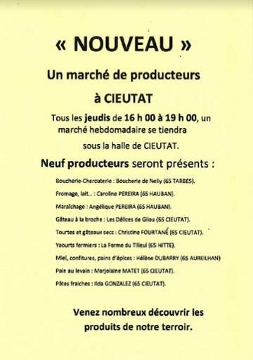 © Mairie de Cieutat