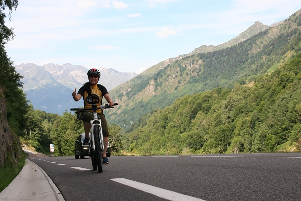DECOUVERTE DU PAYS TOY E-BIKE