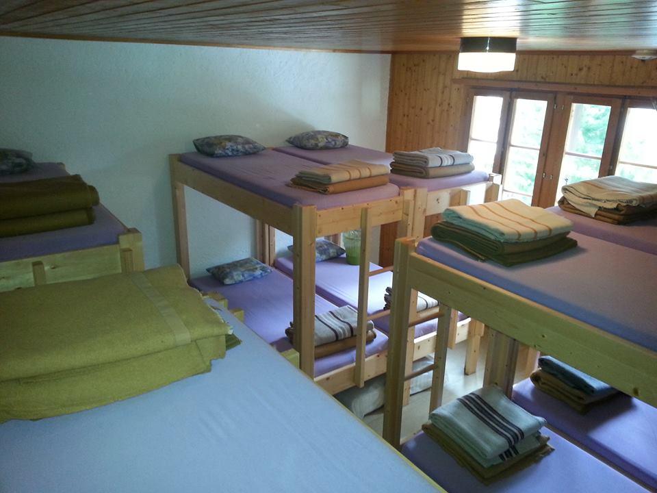 large dormitory © grand dortoir