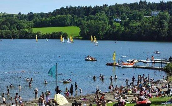 Volcans Vacances - Les Chalets du lac