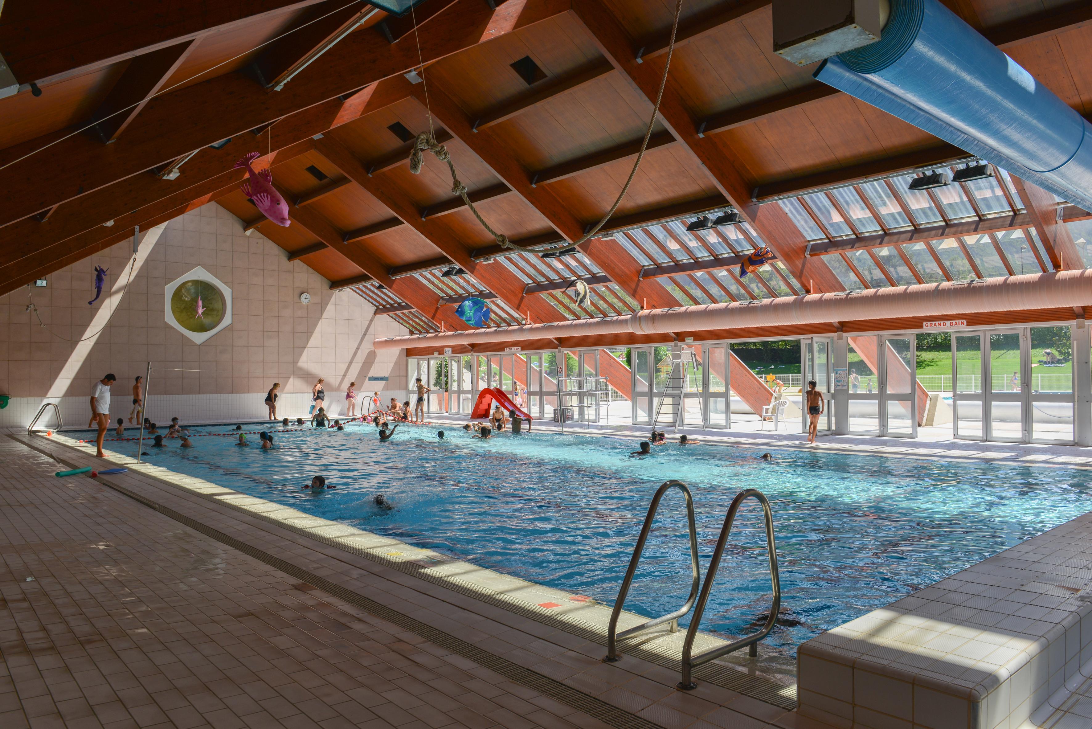 Centre nautique Saint-Jean-de-Maurienne ©