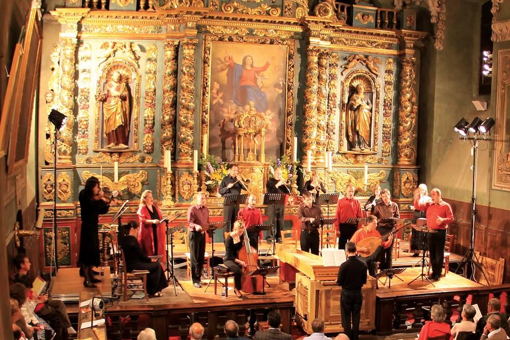 Festival Valloire Baroque © P. Delannoy / Ot Valloire