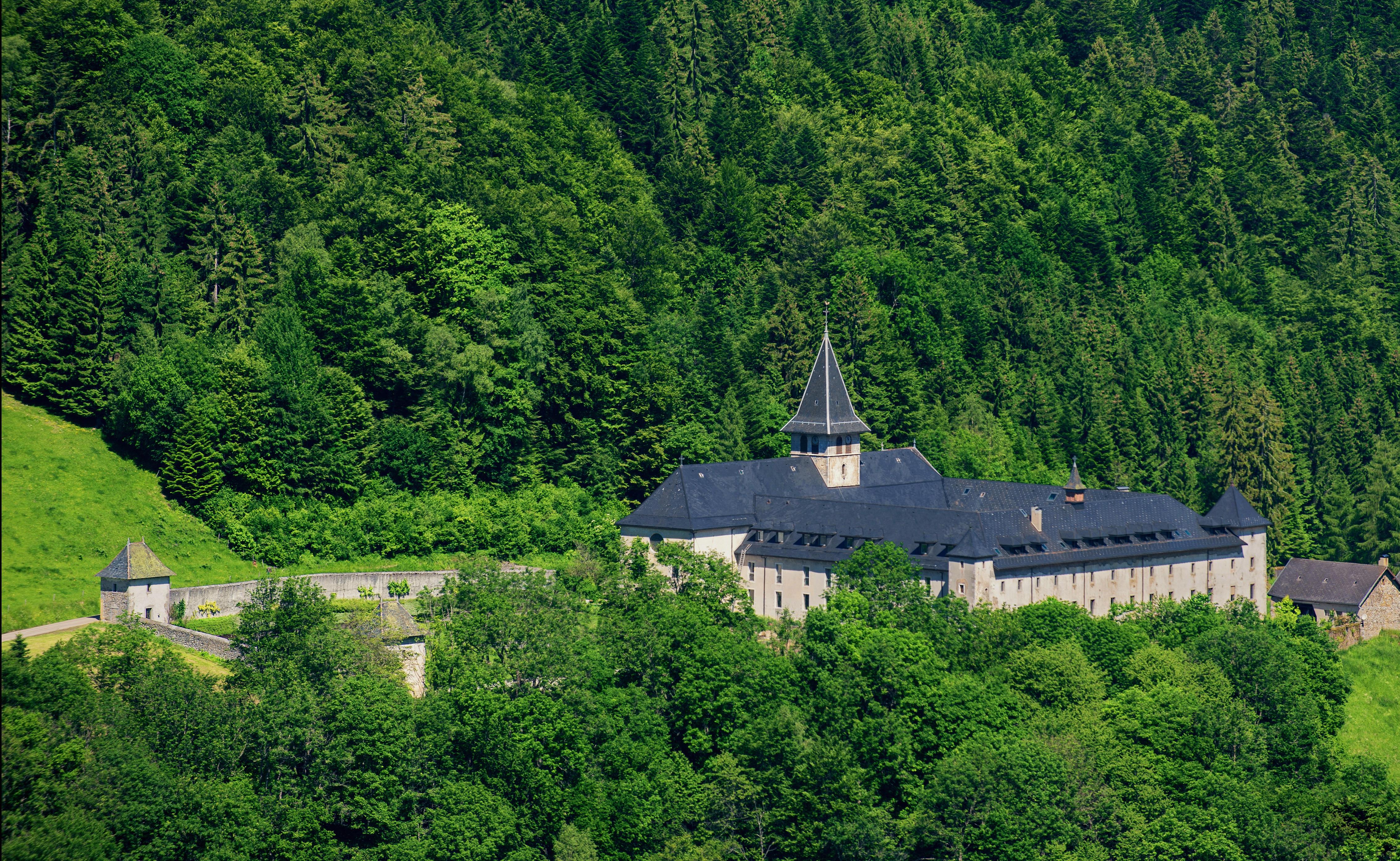 Abbaye de Tamié © ©Alain Morandina