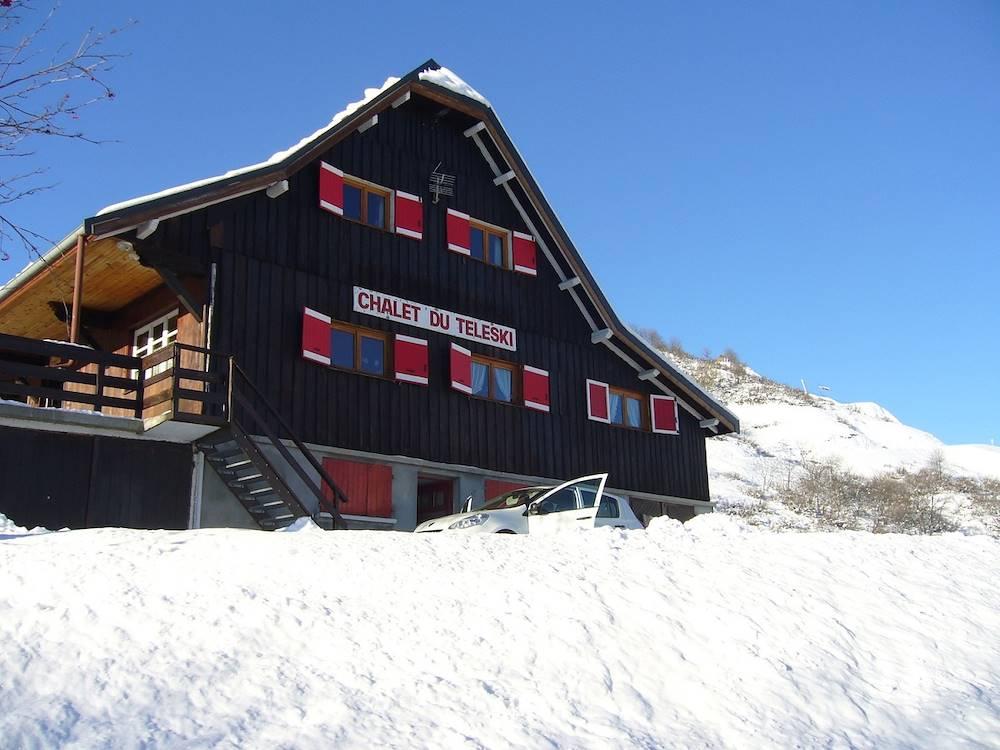 Chalet le t l ski 12 personnes la toussuire les sybelles - Chalet le jardin d hiver la toussuire ...