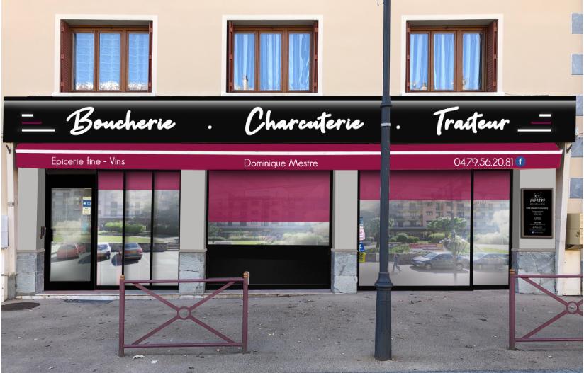 Boucherie MESTRE La Chambre © Boucherie MESTRE