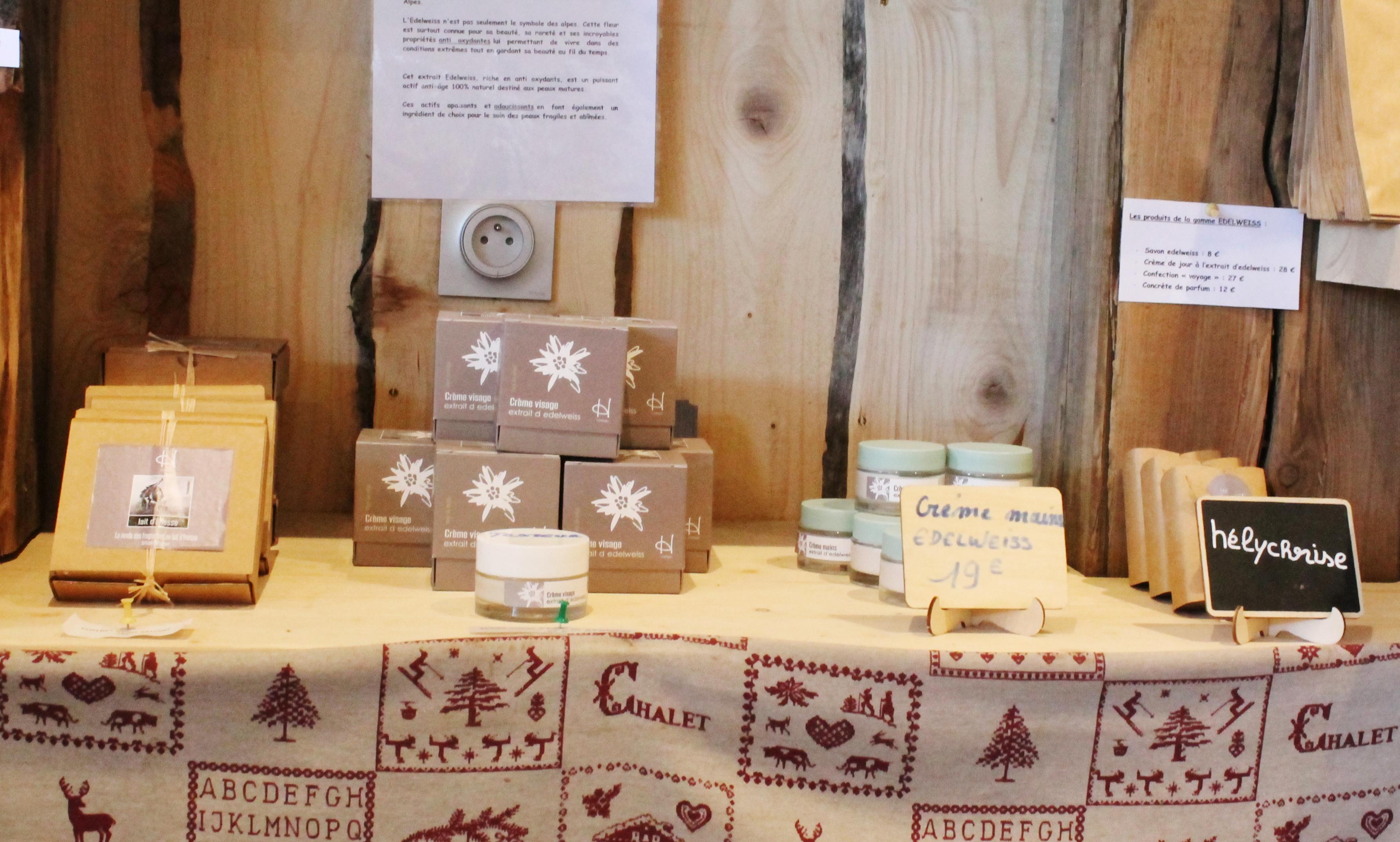 Boutique - Ferme des ânes © Office de Tourisme Saint Jean d'Arves - Les Sybelles