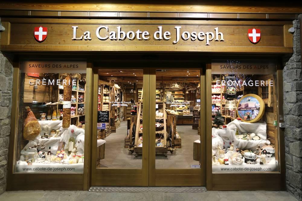 Valloire - La Cabote de Joseph © Ollier sas / Ot Valloire