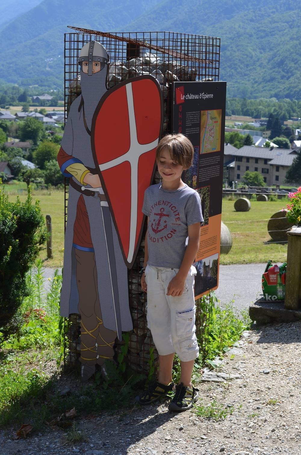 secret defense chevalier © OT Porte de Maurienne