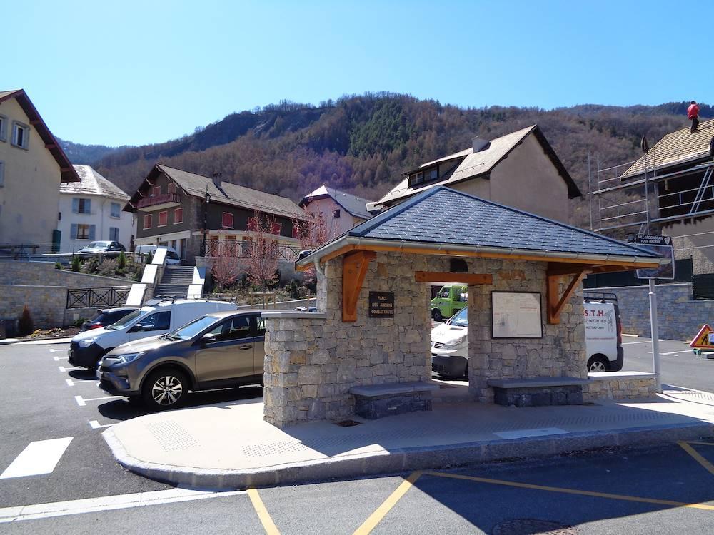 Village de Villargondran © Communauté de Communes Cœur de Maurienne Arvan