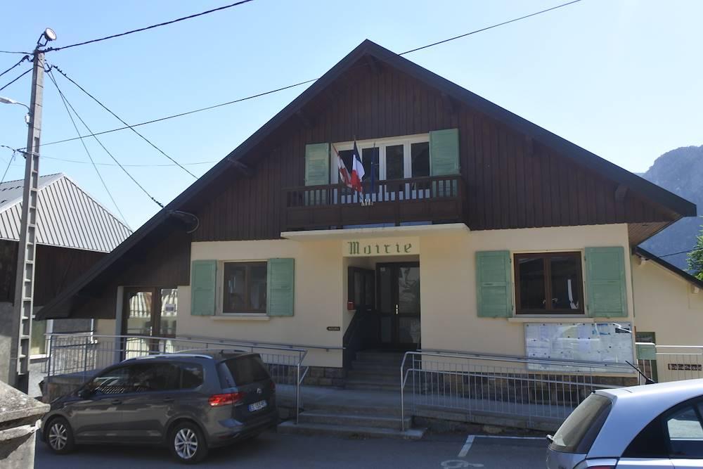 Mairie de Montvernier © Communauté de Communes Cœur de Maurienne Arvan