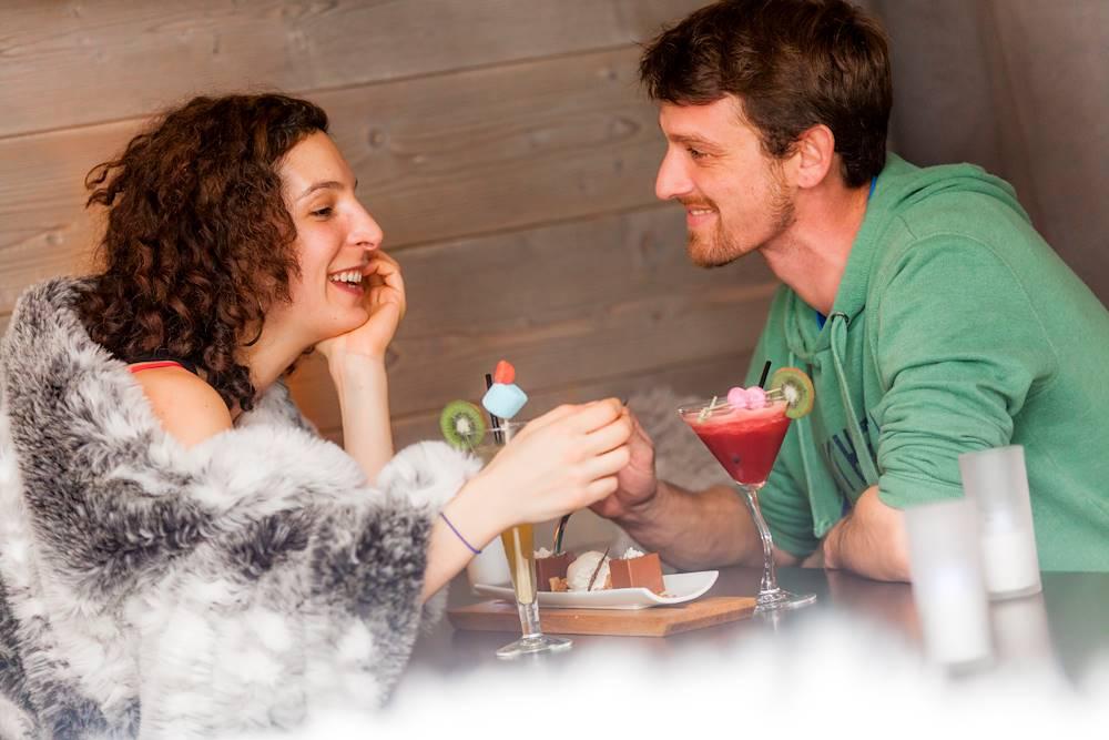 HORS PISTE /  Aperitief - Diner - Wijnbar - Cocktails © Olivier BALMAIN