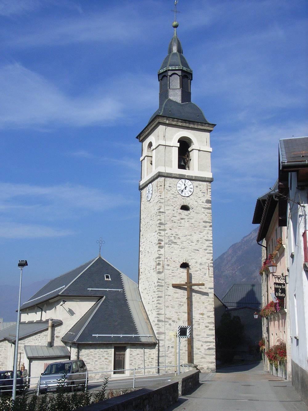 Eglise © Mairie