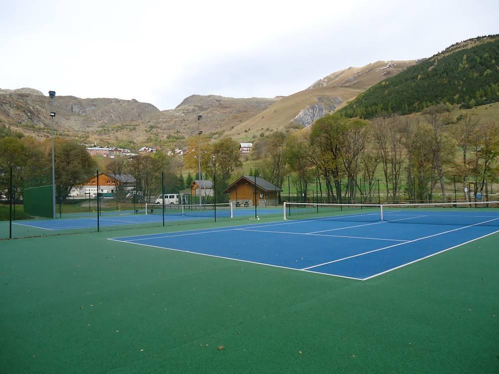 Visuel tennis © OTSSA