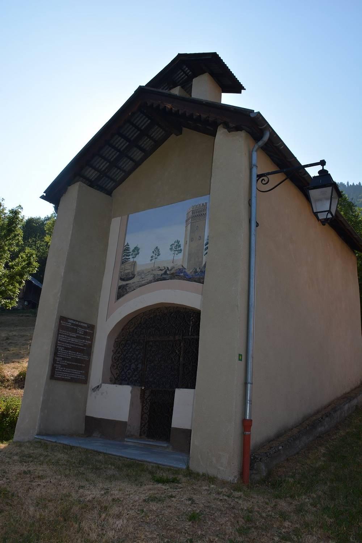 La chapelle de La Minière © OT Porte de Maurienne