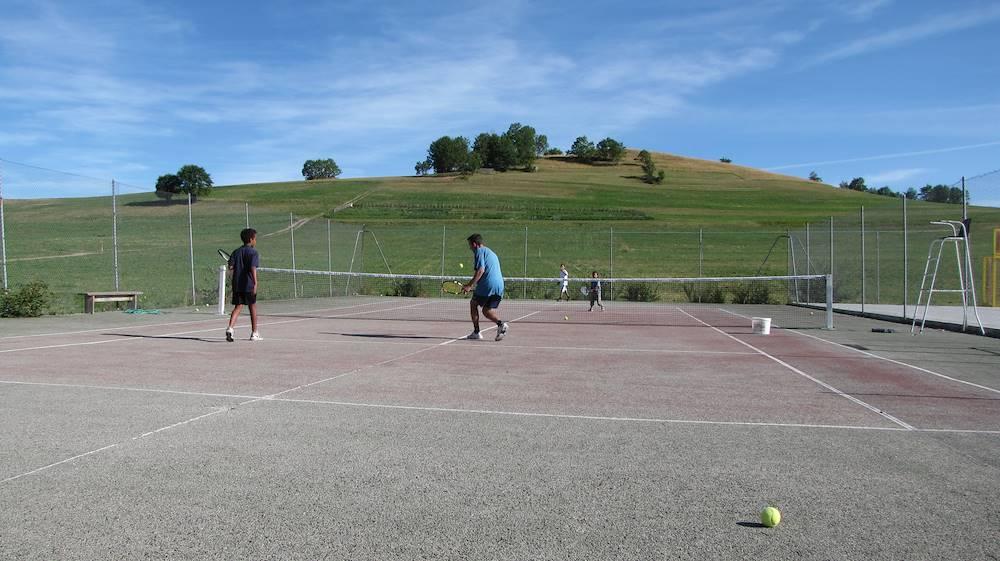 Court de tennis ©