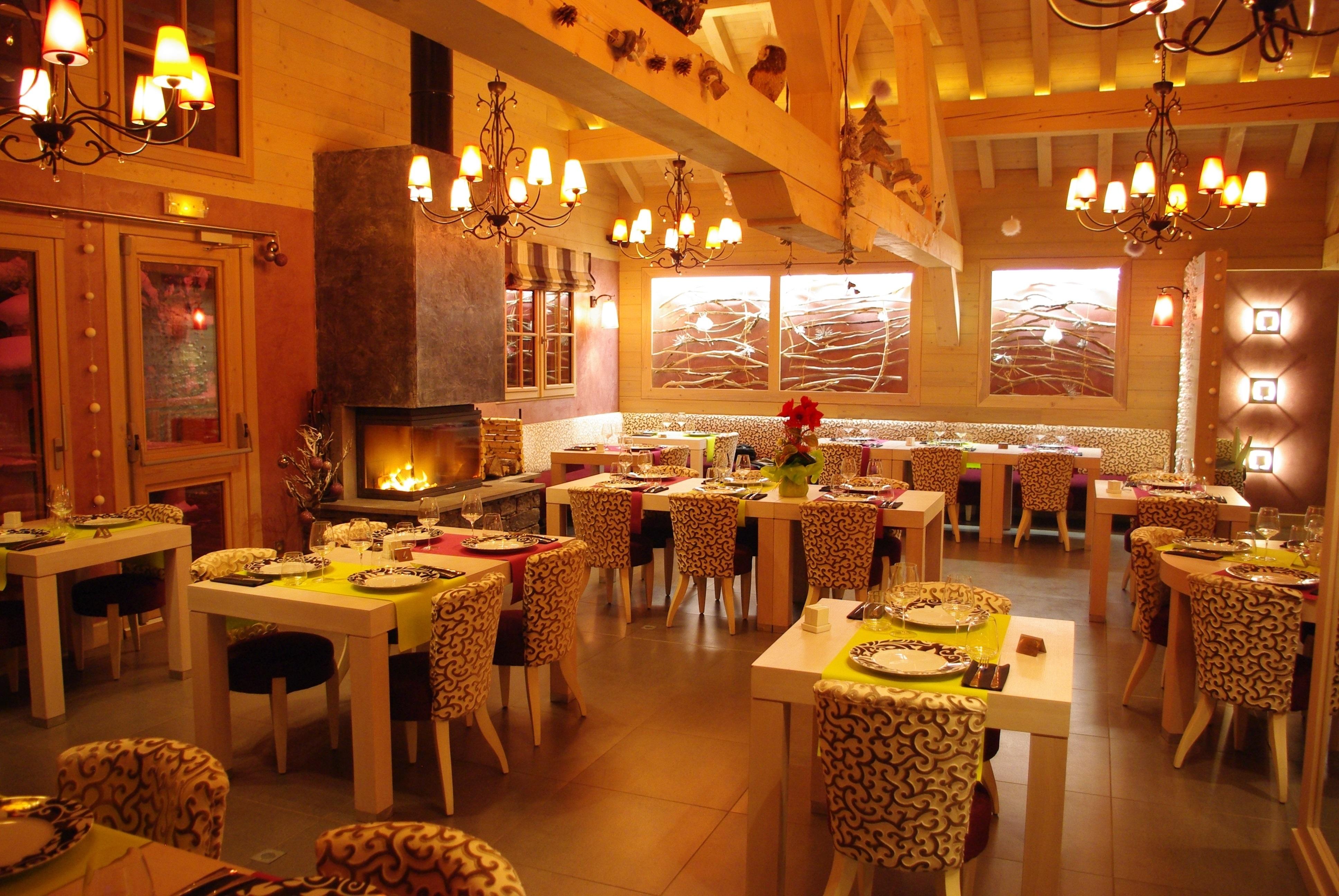 Restaurant Les Neiges - Station village de Saint-Sorlin-d'Arves © © Office de Tourisme de Saint Sorlin d'Arves