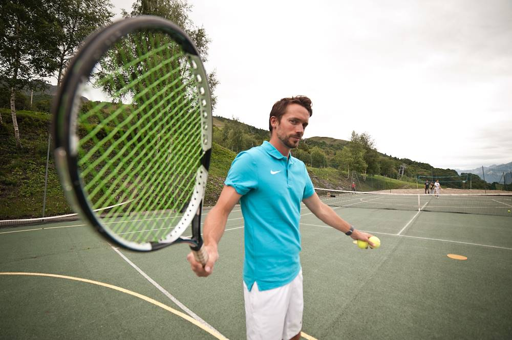 Terrains de Tennis © otsfl