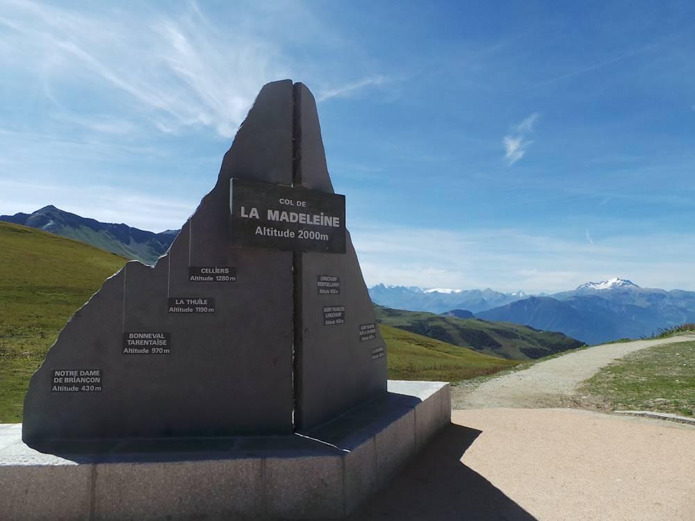 Col de la Madeleine © Alexandre Gros / Maurienne Tourisme