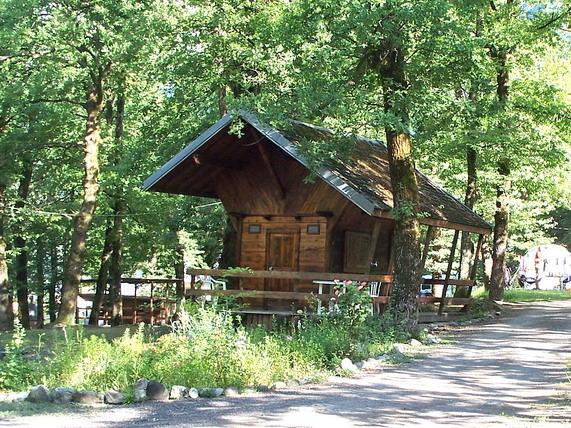 Camping Le Bois Joli © Grégory CHEVALIER