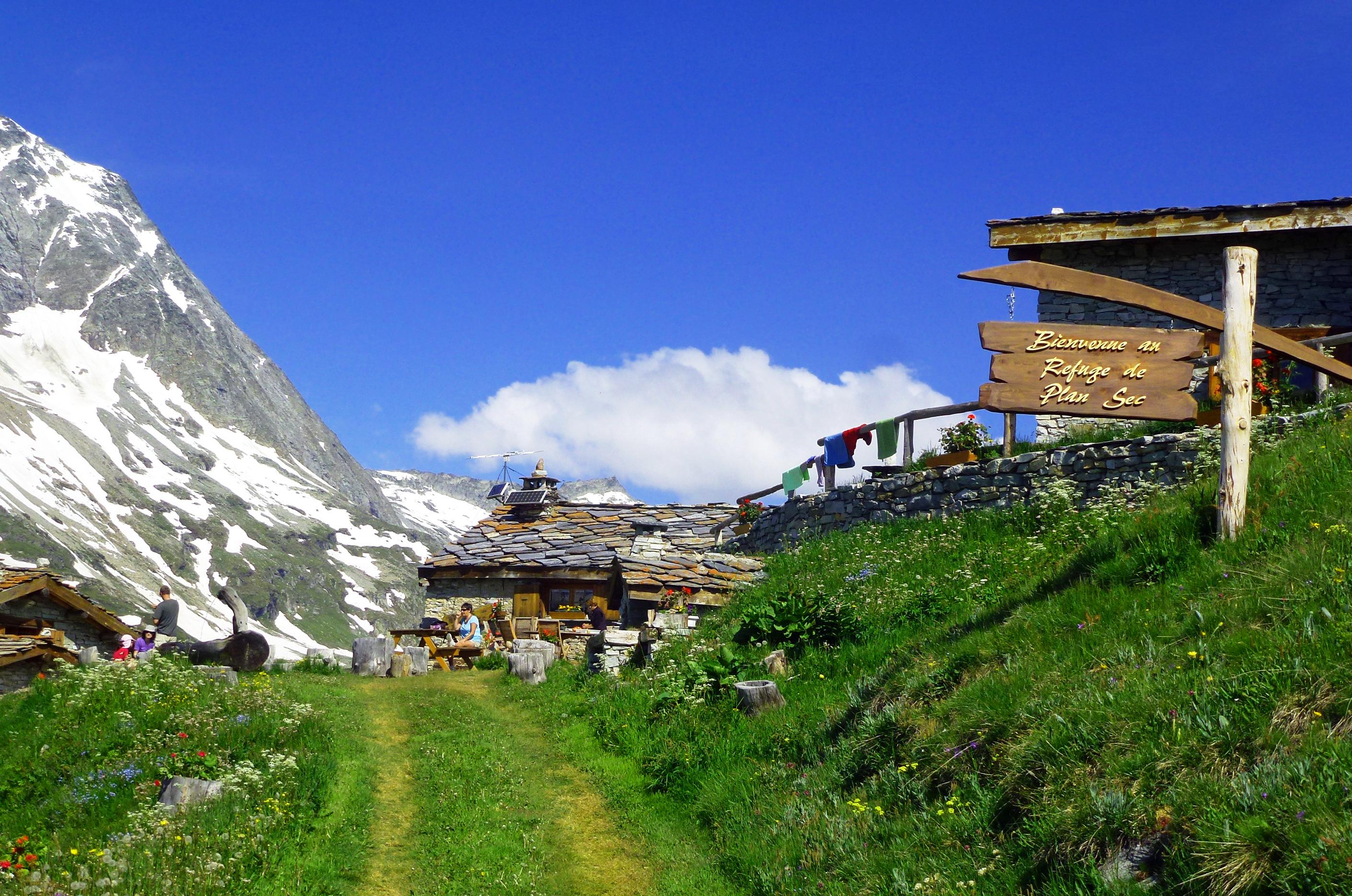 Dans le Massif de la Vanoise © Yves Vionnet