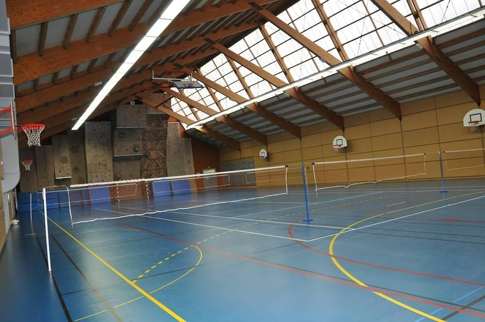 Gymnase Sébastien Berthier Saint-Jean-de-Maurienne ©