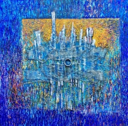 peinture de l'artiste © ART GALLERY  Inis