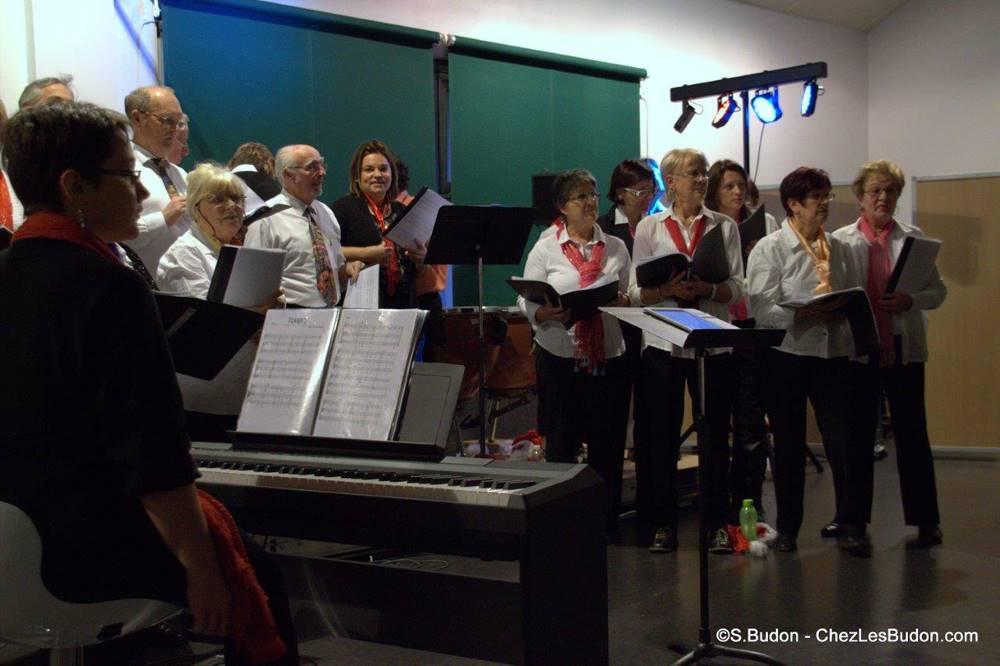 Chorale Le Choeur de l'Arc © Séverine BUDON Recto Verso Services