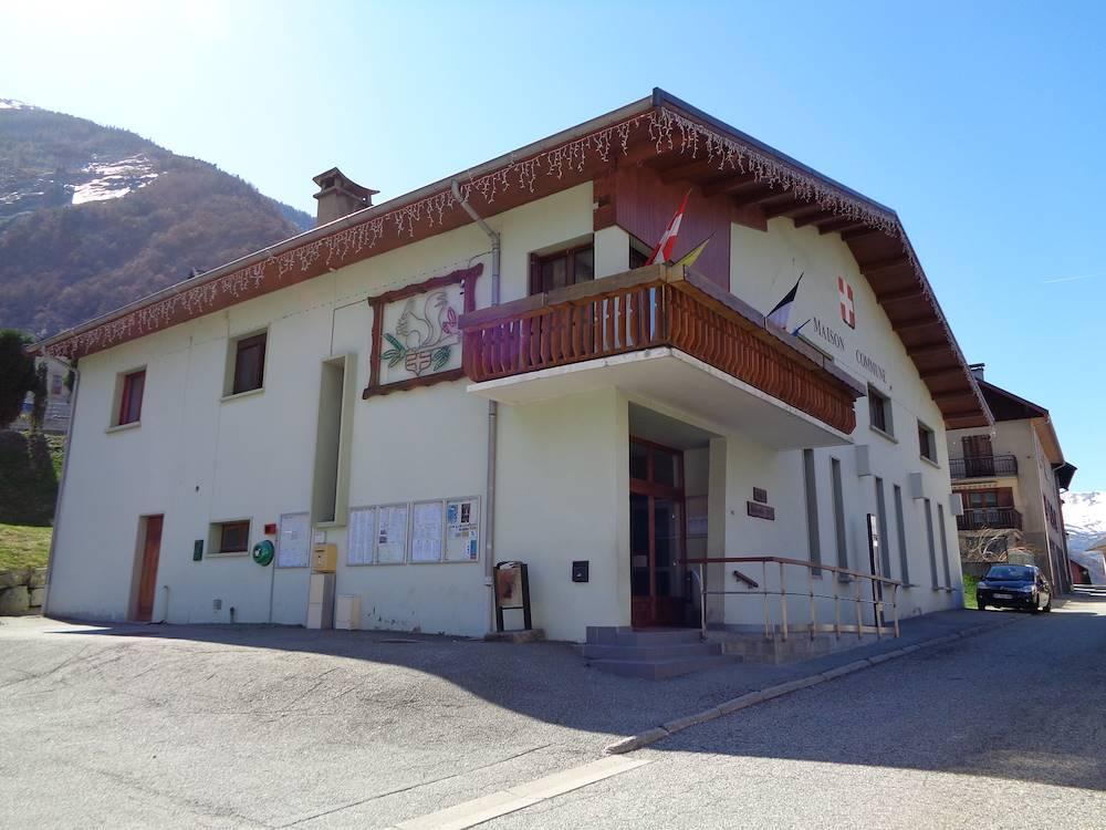 Mairie de Montricher-Albanne © Communauté de Communes Cœur de Maurienne Arvan
