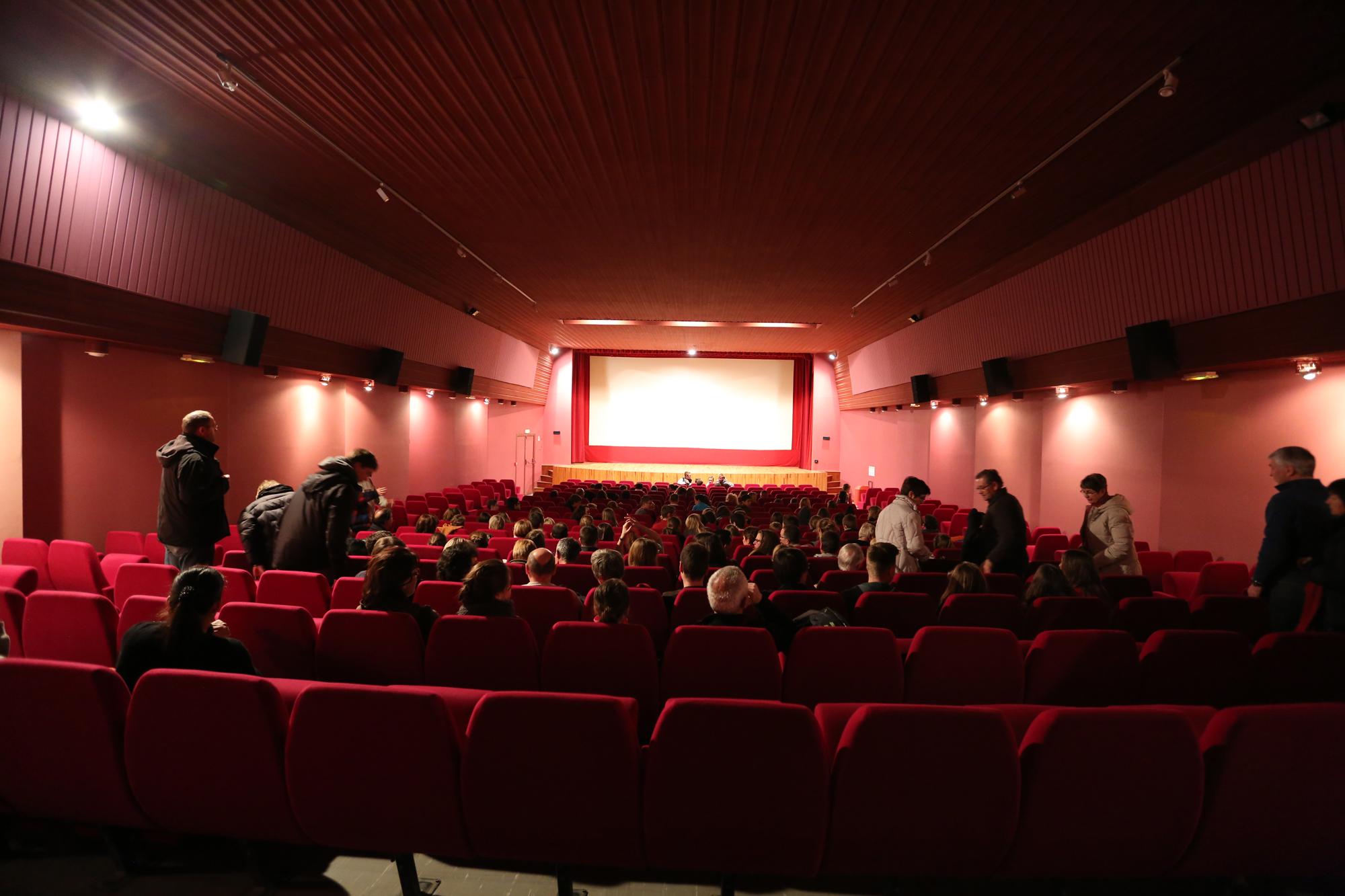 Cinéma © P. Delannoy / Ot Valloire