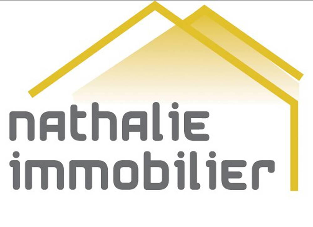 Logo Nathalie immobilier © Logo Nathalie immobilier