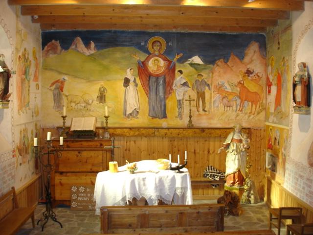 Chapelle Sainte-Brigide du Collet