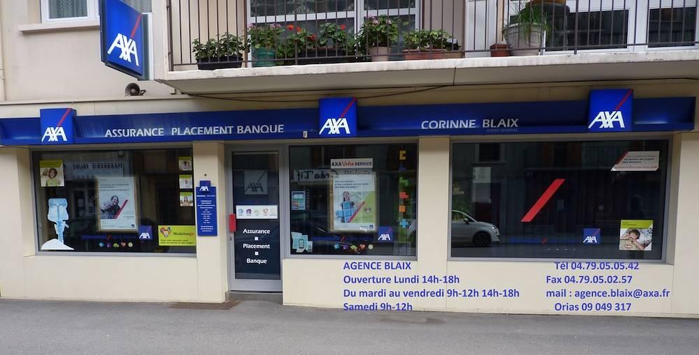 axa assurances © Blaix
