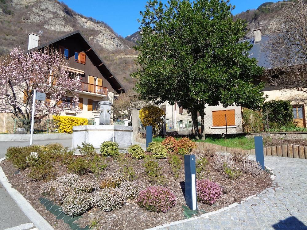 Village d'Hermillon ©