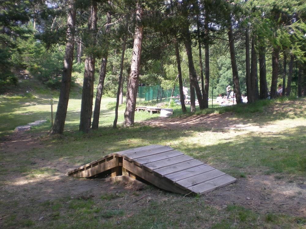 Module practice park les Marmottons © OT La Norma