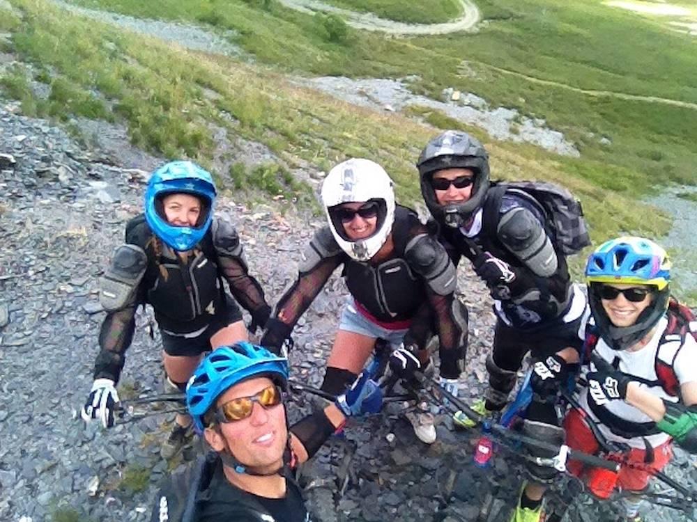 VTT été - Arvan VTT/Montagne © Arvan VTT/Montagne