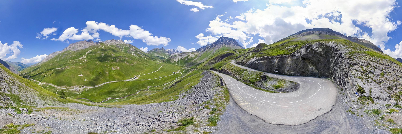 The Col du Galibier © La Maurienne
