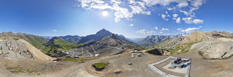 Col du Galibier © La Maurienne