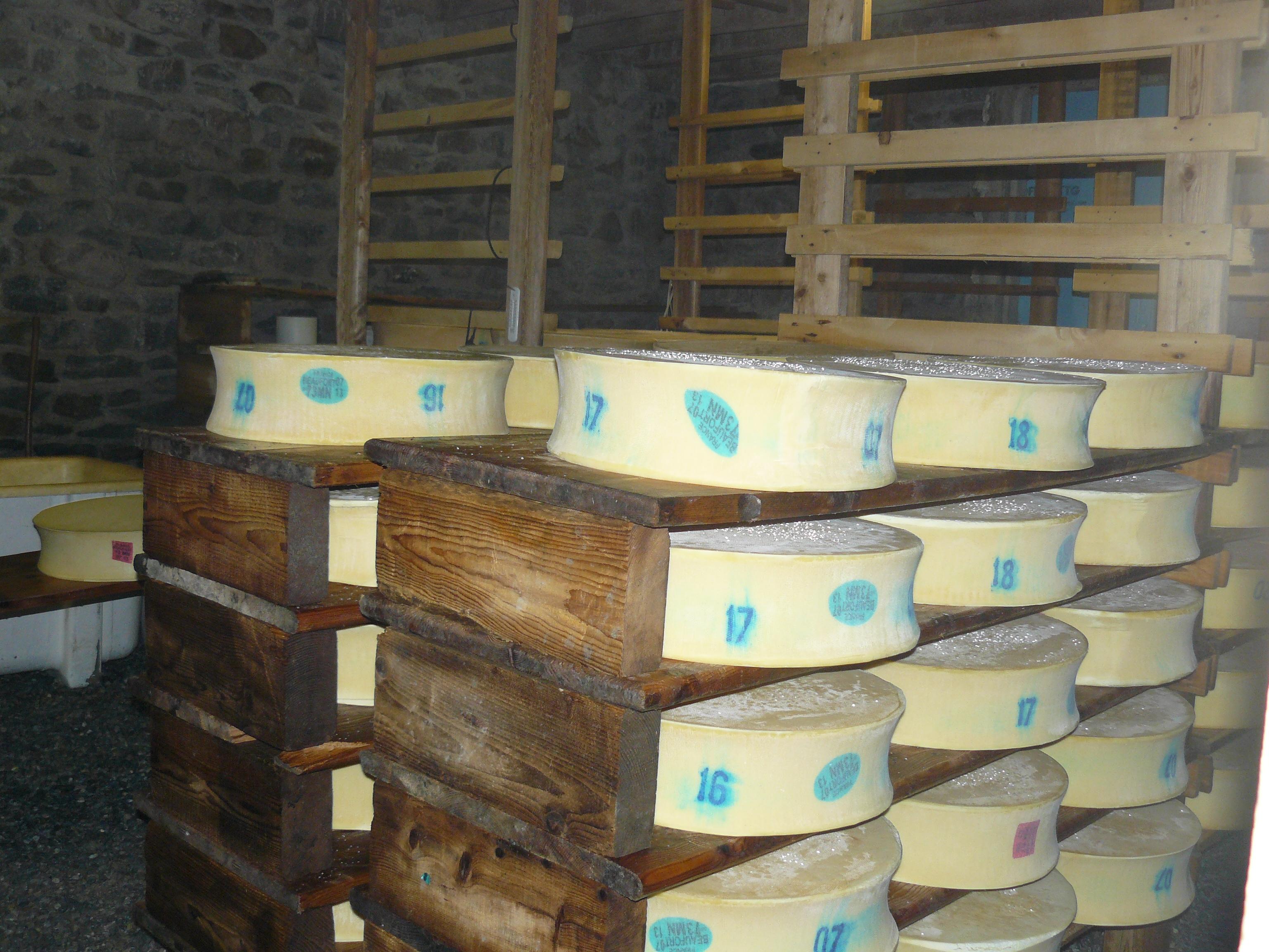 fromagerie du lavoir © OT valfréjus