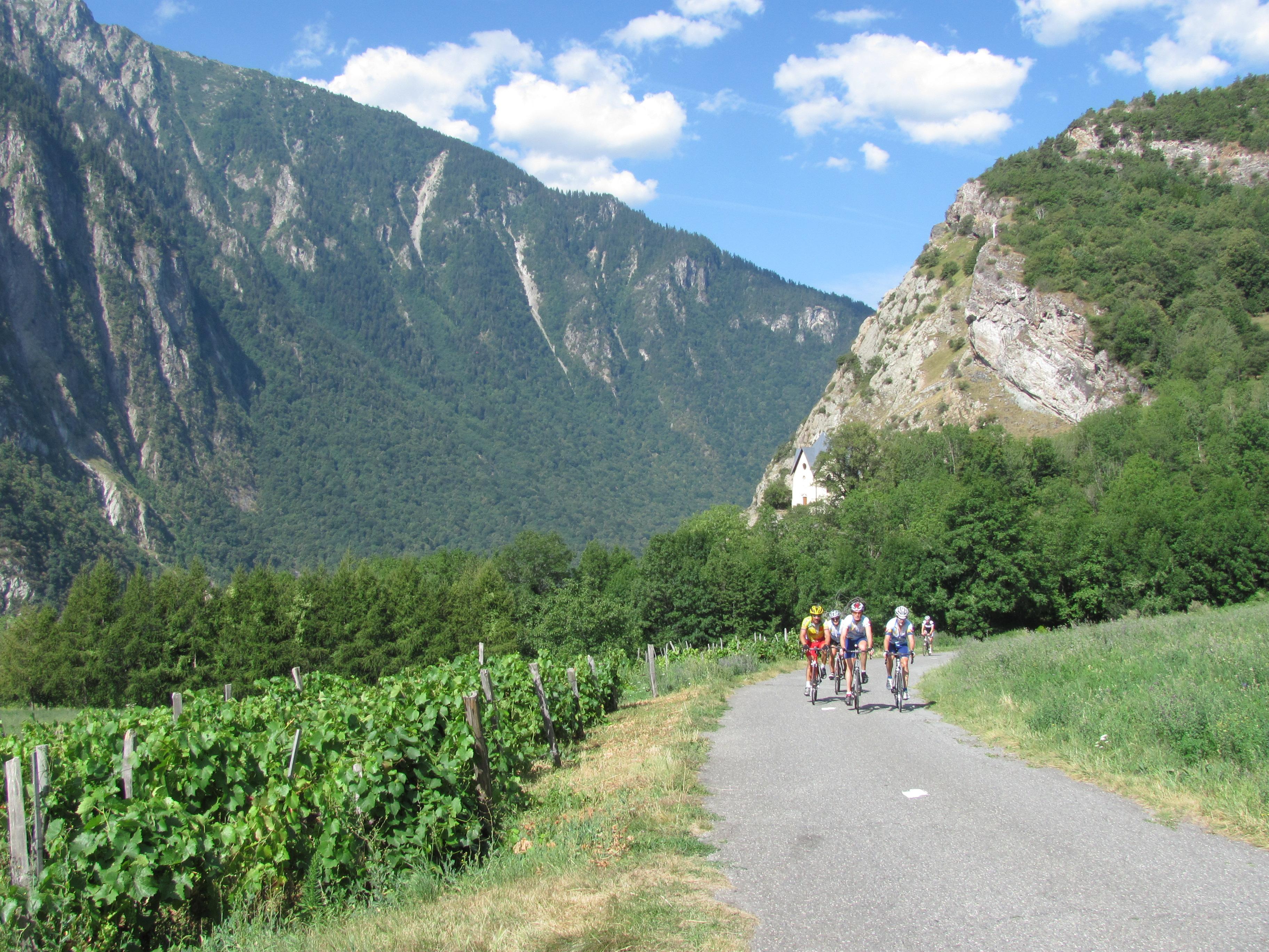 Lacets de Montvernier © Alexandre Gros / Maurienne Tourisme